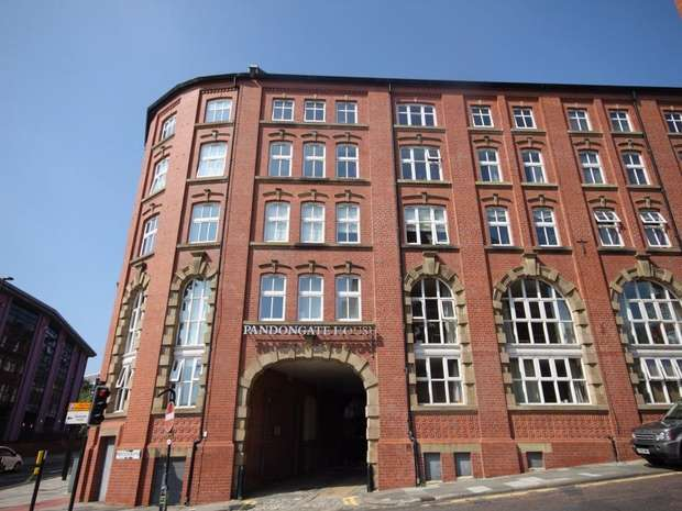 2 Bedrooms Flat for sale in Pandongate House, City Road, NEWCASTLE UPON TYNE, Tyne and Wear