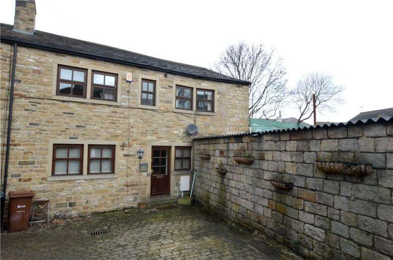 3 Bedrooms Terraced House for sale in Clifton Fold, Clifton Road, Pudsey, West Yorkshire