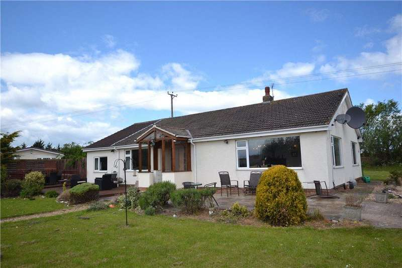 4 Bedrooms Detached Bungalow for sale in Aislaby Grange Bungalows, Eaglescliffe, Stockton-on-Tees
