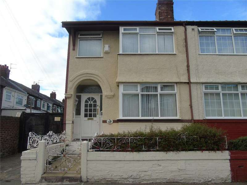 3 Bedrooms End Of Terrace House for sale in Bedford Road, Walton, Liverpool, L4