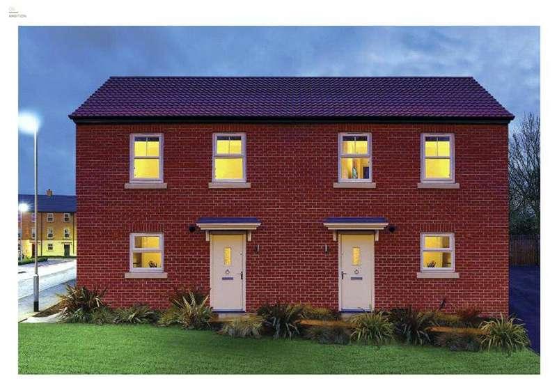 3 Bedrooms Semi Detached House for sale in Pareti, Ambition, Asket Drive, Leeds