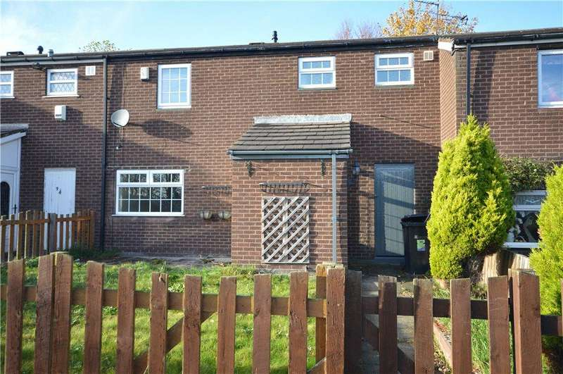 2 Bedrooms Terraced House for sale in Dulverton Green, Leeds, West Yorkshire