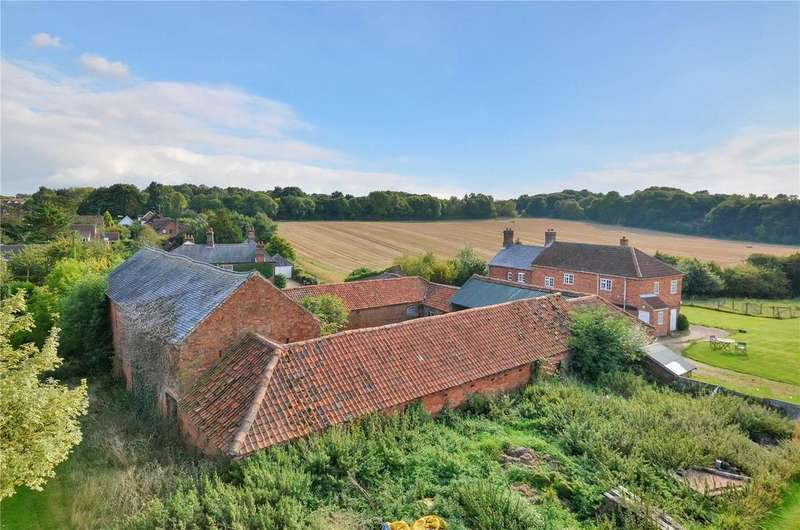 Plot Commercial for sale in Seymour Road, Burton On The Wolds, Loughborough