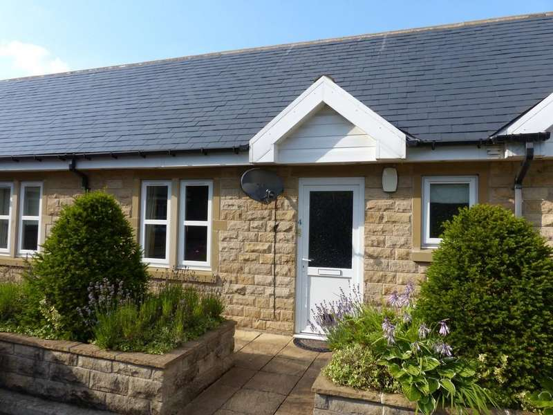 1 Bedroom Terraced Bungalow for sale in Alexandra Villas, Crossbeck Road, Ilkley