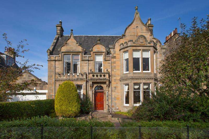 4 Bedrooms Apartment Flat for sale in Inverleith Place, Edinburgh