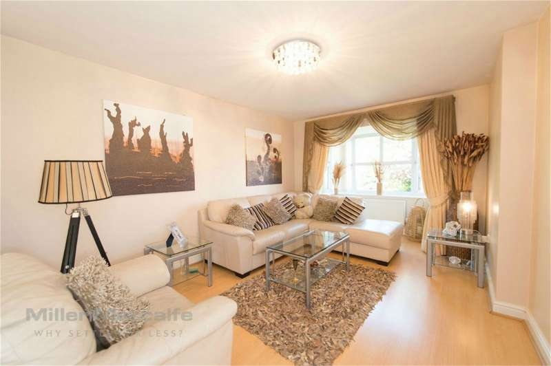 4 Bedrooms Detached House for sale in Angelbank, Horwich, Bolton, Lancashire