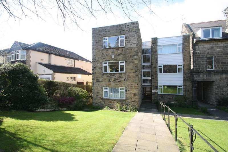 2 Bedrooms Apartment Flat for sale in HIGH CLERE COURT, MARGERISON ROAD, ILKLEY, LS29 8QU