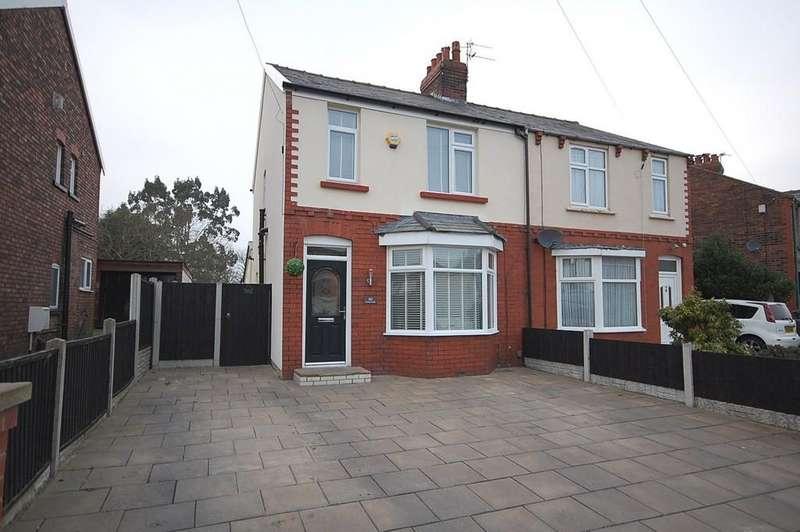 3 Bedrooms Semi Detached House for sale in Leach Lane, Sutton Leach
