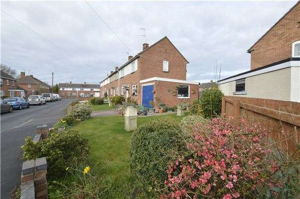 3 Bedrooms End Of Terrace House for sale in Newtown, TEWKESBURY, Gloucestershire, GL20 8BS