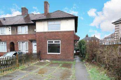 2 Bedrooms Semi Detached House for sale in Deerlands Mount, Sheffield, South Yorkshire