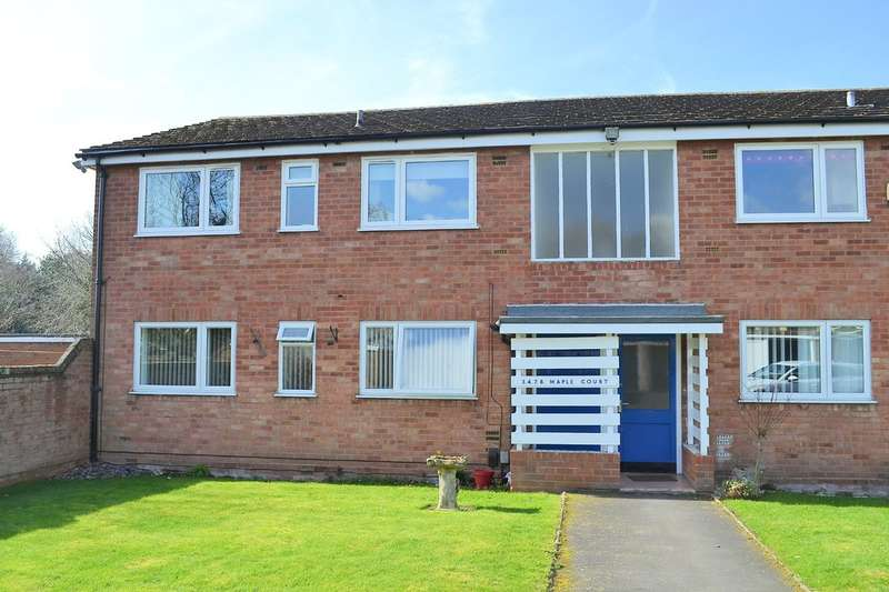 2 Bedrooms Ground Flat for sale in Maple Court, Tamworth Road, Lichfield