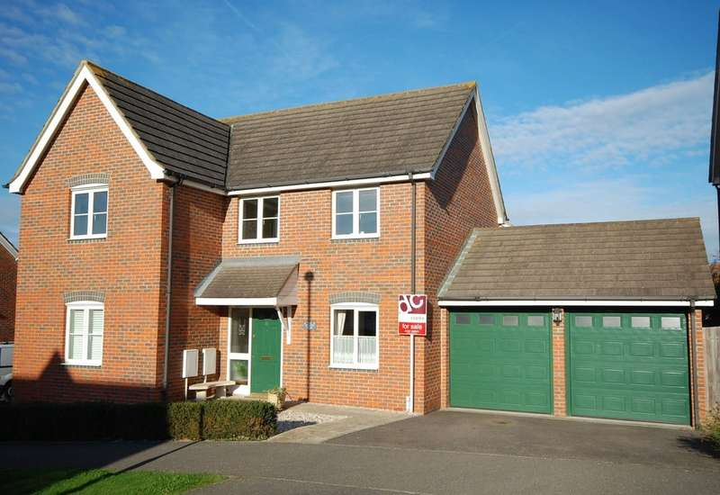 4 Bedrooms Detached House for sale in Speedwell Road, Whitstable