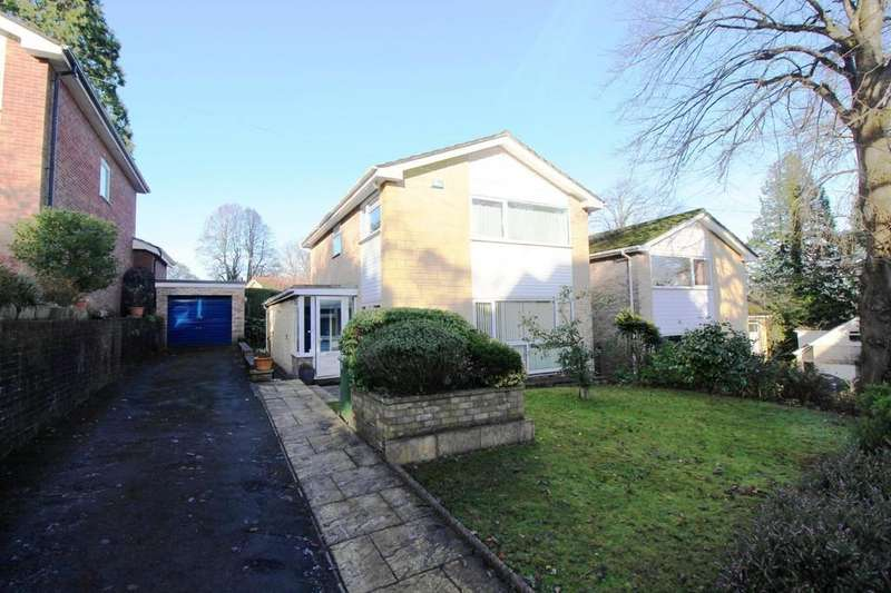 4 Bedrooms Detached House for sale in Drysgol Road, Radyr