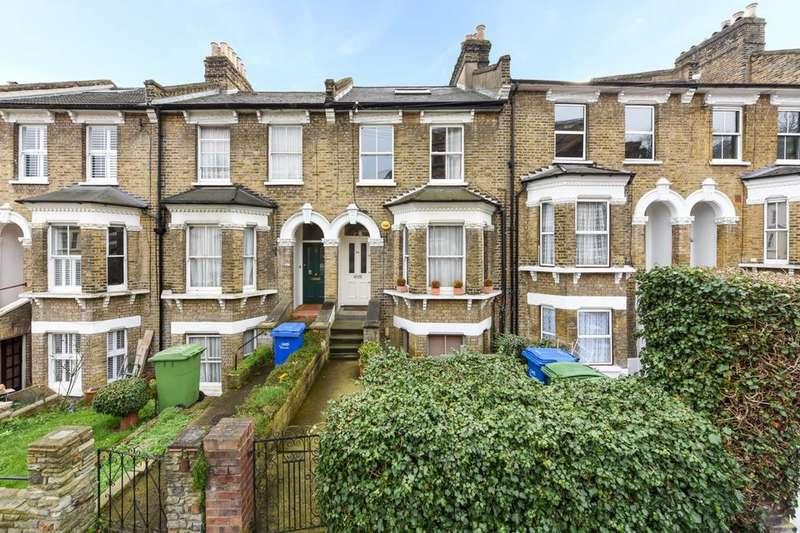 2 Bedrooms Flat for sale in Belvoir Road, London SE22