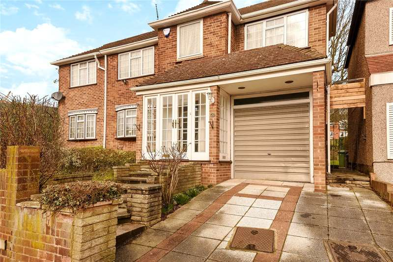 4 Bedrooms House for sale in Ashburnham Avenue, Harrow, Middlesex, HA1