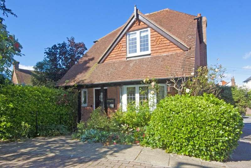 2 Bedrooms Detached House for sale in Steyning