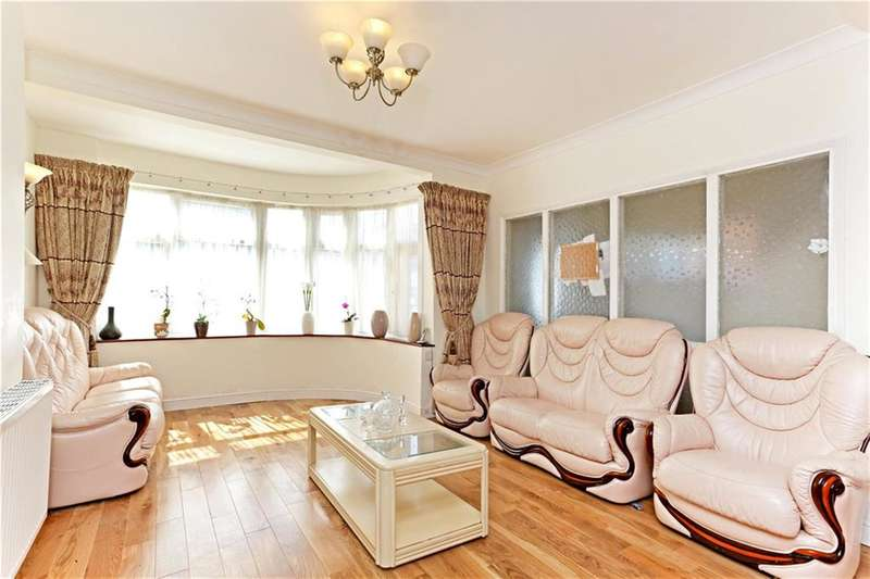 5 Bedrooms Semi Detached House for sale in St Edmonds Drive, Stanmore, Harrow, HA7 2AT