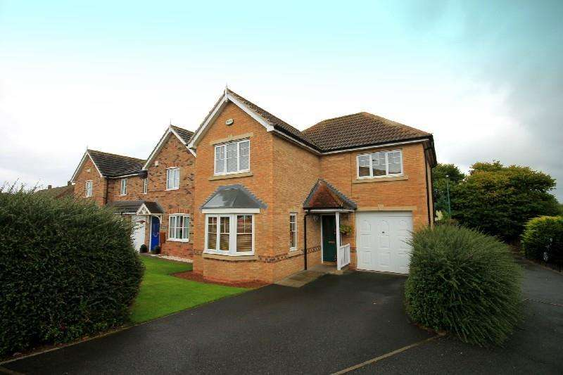 3 Bedrooms Detached House for sale in Woodlands Ouston, Chester Le Street