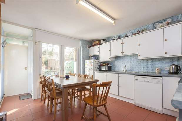 3 Bedrooms Terraced House for sale in Wood Vale, Forest Hill