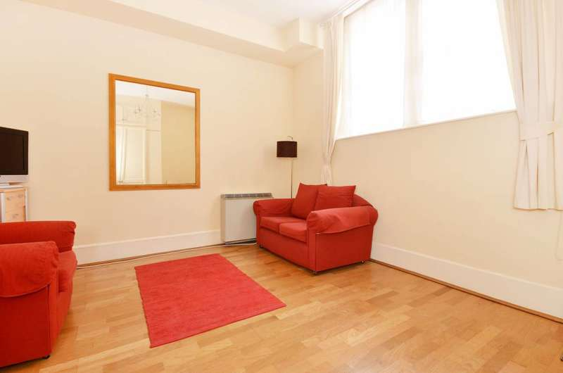 Studio Flat for sale in Ambrosden Avenue, Westminster, SW1P