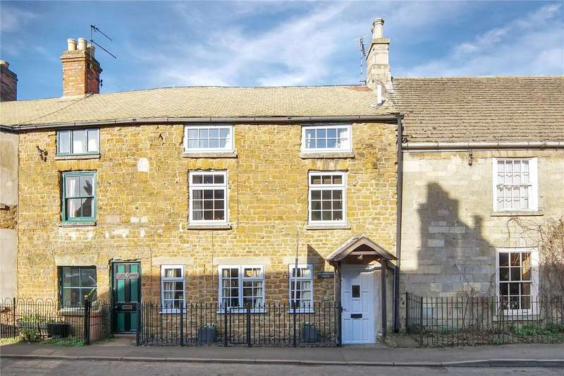 4 Bedrooms Terraced House for sale in High Street, Somerby, Melton Mowbray