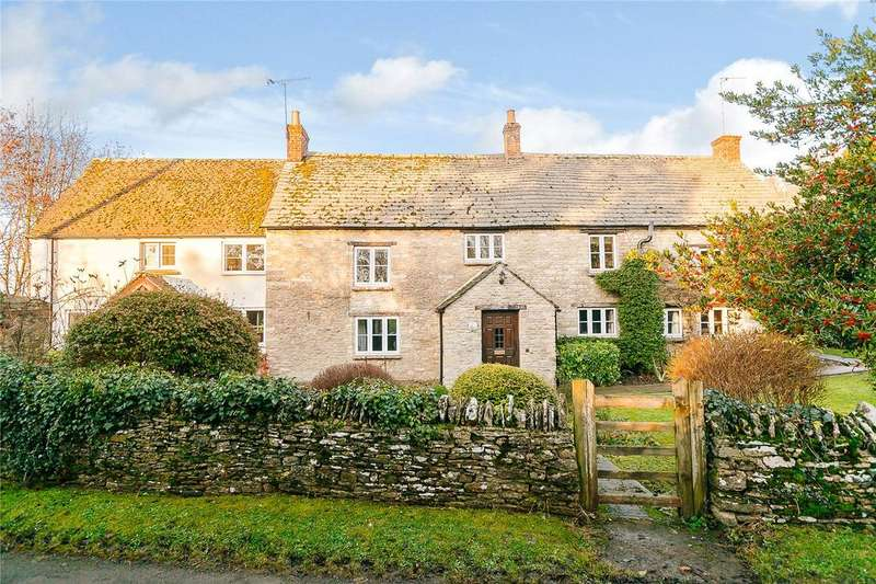 5 Bedrooms Detached House for sale in Nr Ramsden, Witney, Oxfordshire