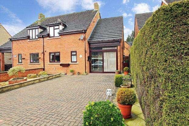 3 Bedrooms Semi Detached House for sale in Primrose Court, Moreton-in-marsh