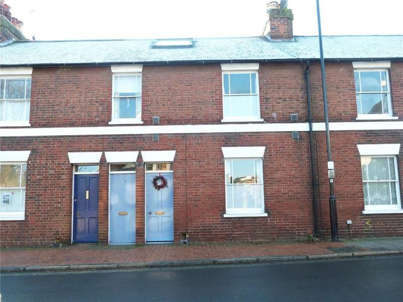 3 Bedrooms Terraced House for sale in Priory Street, Lewes, East Sussex, BN7