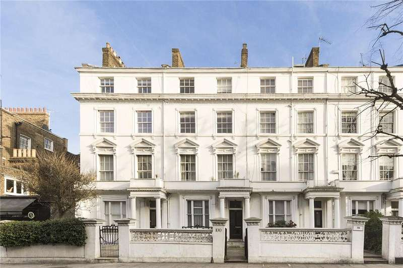 3 Bedrooms Flat for sale in Kensington Church Street, Kensington, London, W8