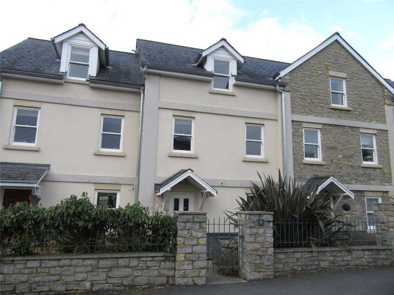 4 Bedrooms Terraced House for rent in Countess Wear Road, Exeter, Devon, EX2