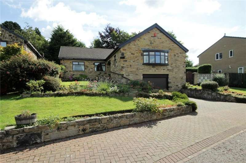 4 Bedrooms Detached Bungalow for sale in Kempton Close, Shotley Bridge, Consett, DH8