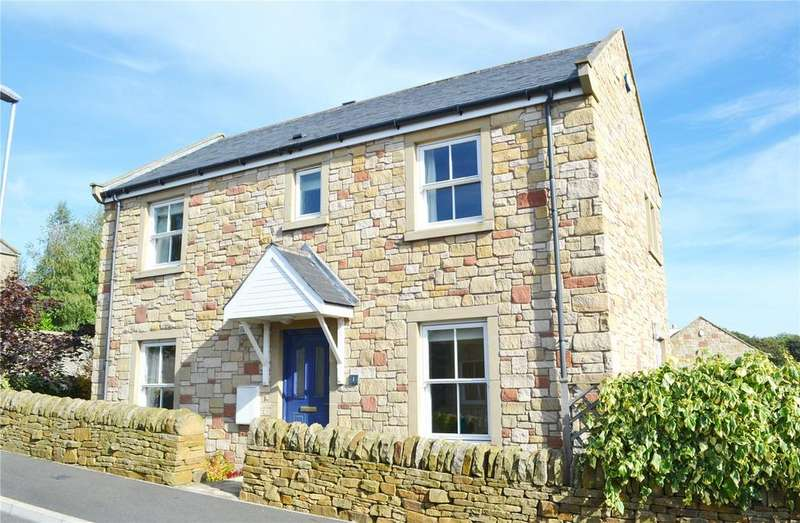 3 Bedrooms Semi Detached House for sale in Tweed Meadows, Main Street, Cornhill On Tweed, Northumberland