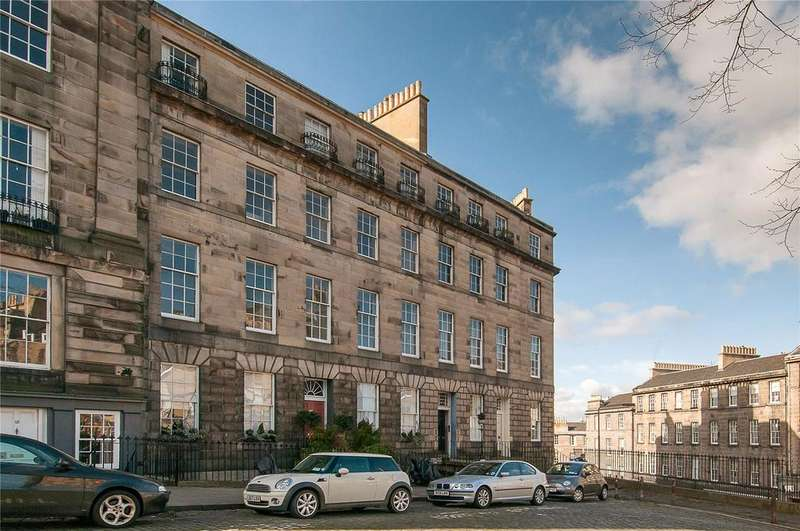 3 Bedrooms Apartment Flat for sale in India Street, Edinburgh