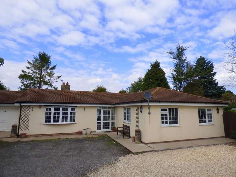 4 Bedrooms Detached Bungalow for sale in Brigsley Road , Ashby Cum Fenby