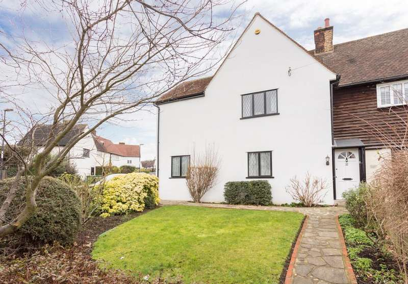 4 Bedrooms End Of Terrace House for sale in Brome Road, Eltham