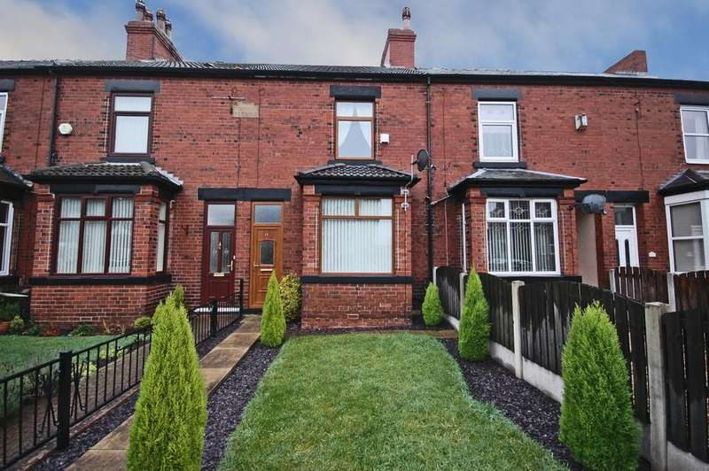 3 Bedrooms Terraced House for sale in Mill Lane, Wakefield