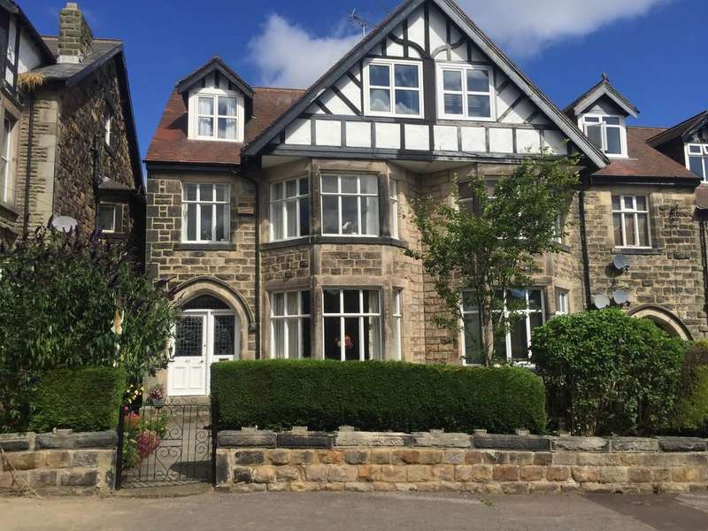 6 Bedrooms End Of Terrace House for sale in West Cliffe Grove, Harrogate