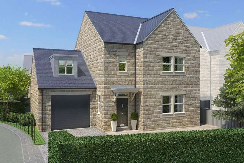 5 Bedrooms Detached House for sale in Plot 2 Willow Gardens, Green Lane, Harrogate