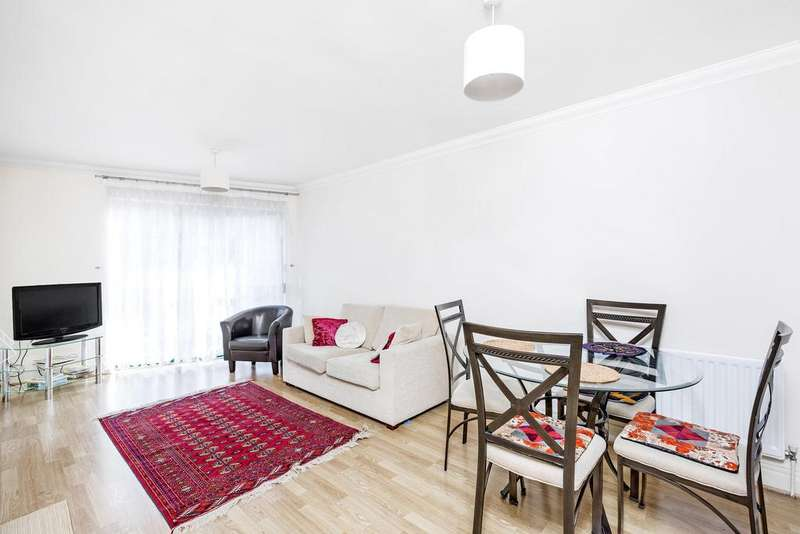 1 Bedroom Flat for sale in Ormond House, Medway Street, SW1P