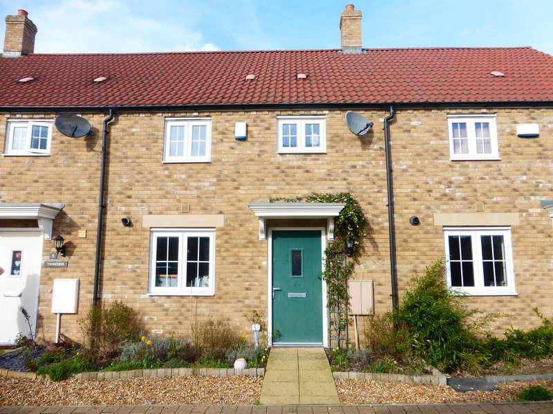3 Bedrooms Terraced House for sale in Moorland Close, Wixams, Bedford, MK42