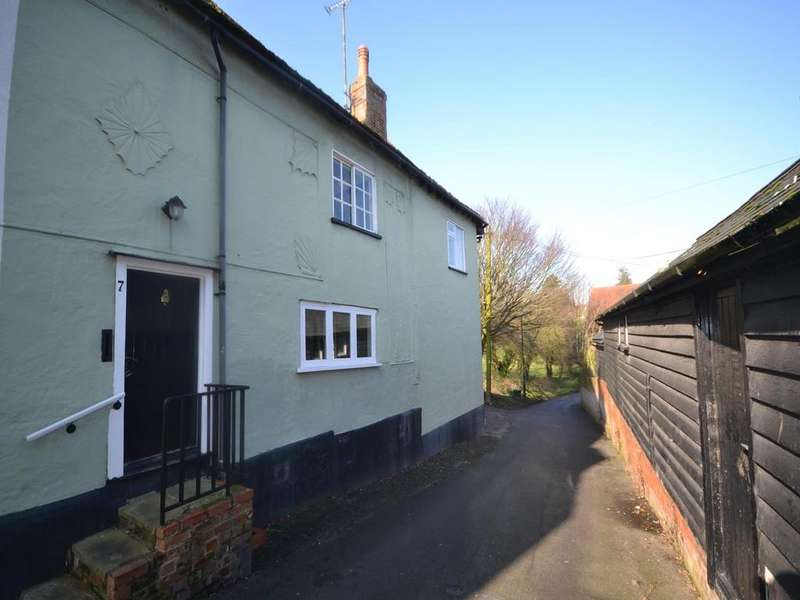 3 Bedrooms End Of Terrace House for sale in Star Lane, Dunmow, Essex, CM6