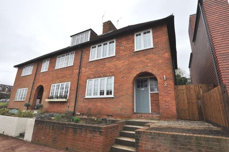 3 Bedrooms Semi Detached House for sale in Poyle Terrace, Guildford