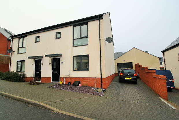 3 Bedrooms Property for sale in Old Quarry Drive, Exminster, Exeter, EX6
