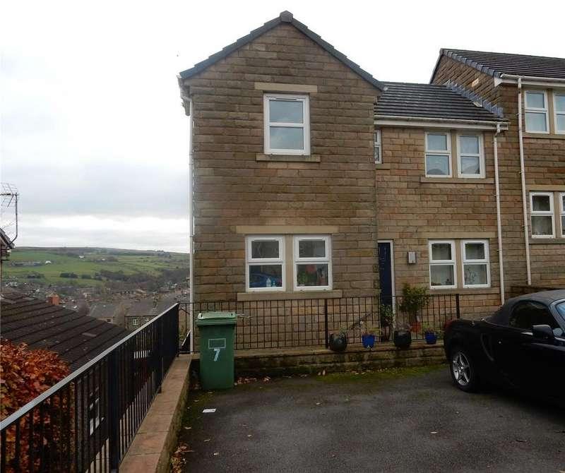 3 Bedrooms House for sale in Meadow Lane, Slaithwaite, Huddersfield, HD7