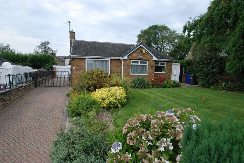 2 Bedrooms Detached Bungalow for sale in Spring Lane, Carlton, Barnsley S71