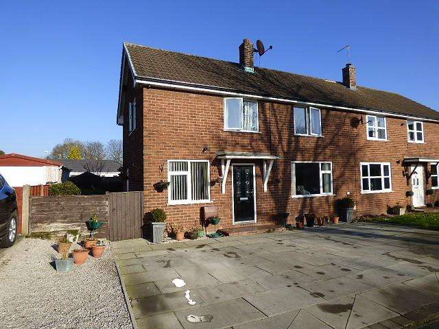 3 Bedrooms House for sale in Heswall Avenue, Culcheth, Warrington