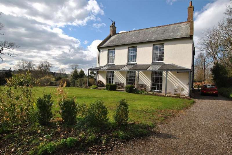 4 Bedrooms House for sale in Staplegrove, Taunton, Somerset, TA2