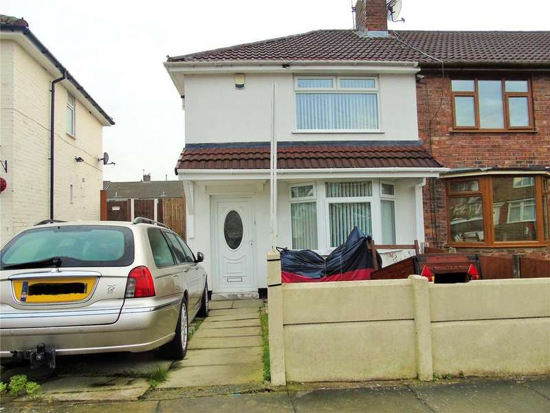 2 Bedrooms Terraced House for sale in Gribble Road, Fazakerley, Liverpool, L10