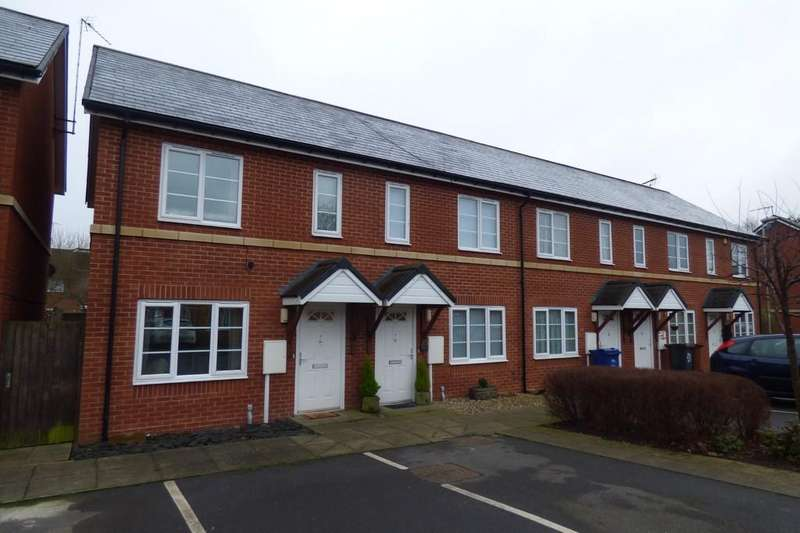 2 Bedrooms End Of Terrace House for sale in Hamilton Avenue, Uttoxeter, Staffordshire, ST14 7FE