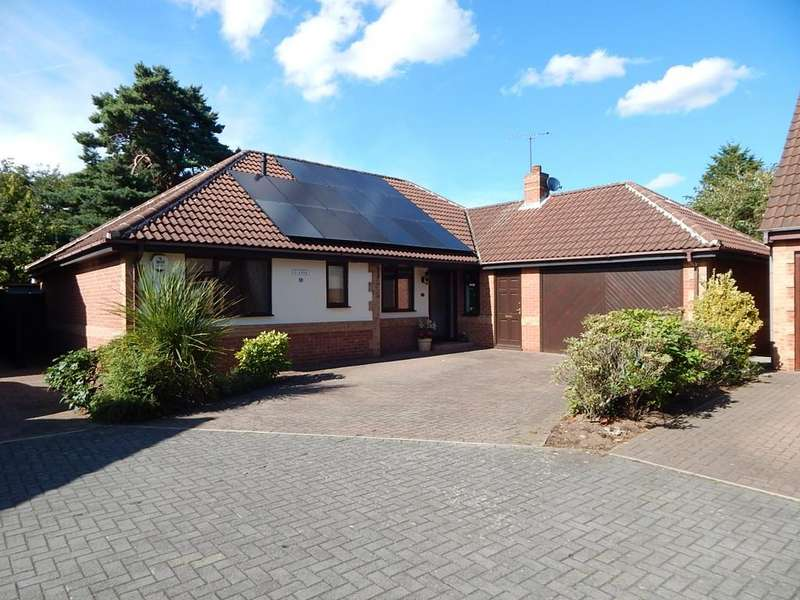 4 Bedrooms Detached Bungalow for sale in The Gardens, Bessacarr, Doncaster